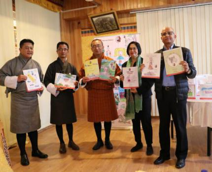 Children's Story books launched